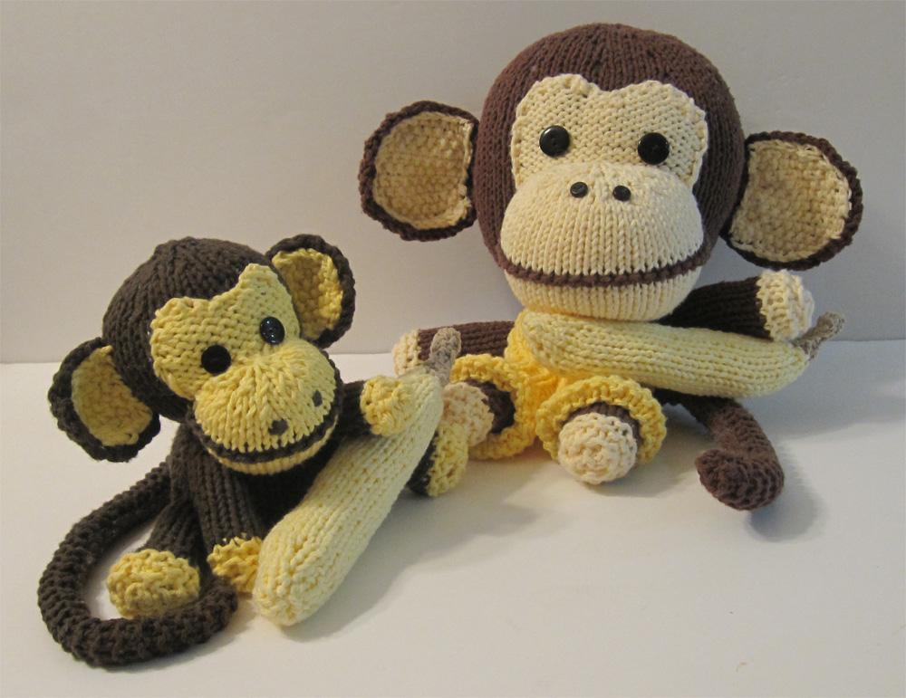 Free Monkey Knitting Pattern Ipaafo For