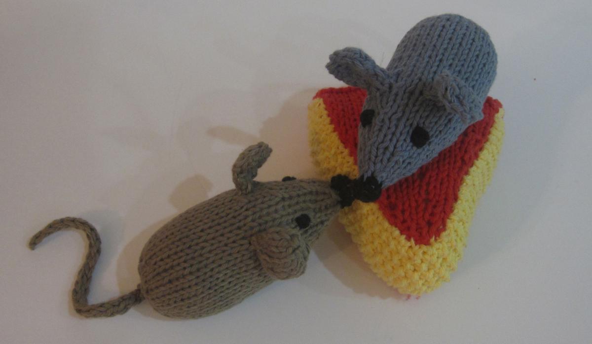 Easy Knitting Patterns Of Animals : House Animals Knitvana